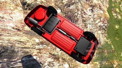 ВАЗ-2170 Lada Priora v2.1 для BeamNG Drive