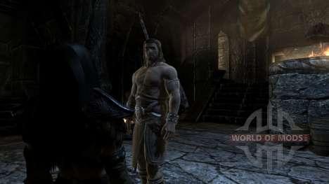 Зов Тсуна для Skyrim четвертый скриншот