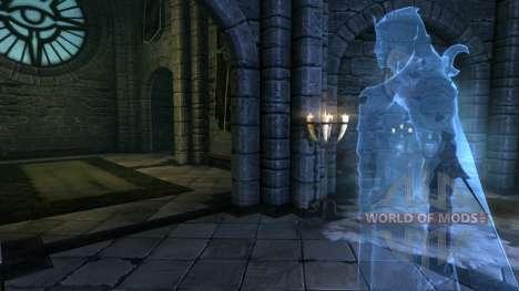 Посох жреца для Skyrim