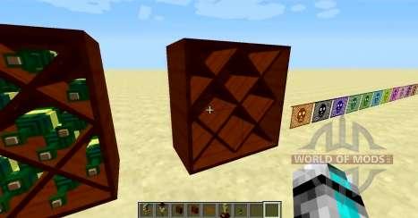 Новые декорации для Minecraft