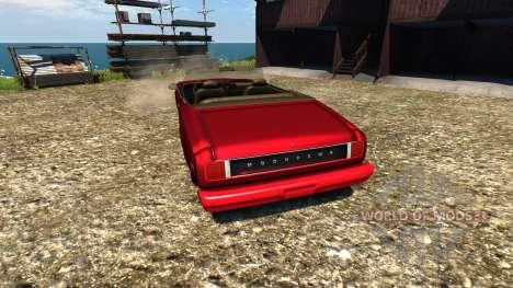 Bruckell Moonhawk K для BeamNG Drive