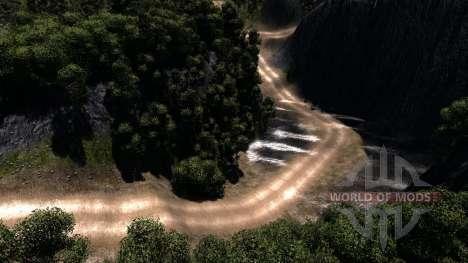 Локация -OffroadMix- для BeamNG Drive