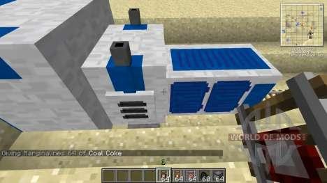 Переработанный крафт рельсов для Minecraft