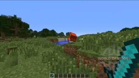 Загадочный сундук для Minecraft