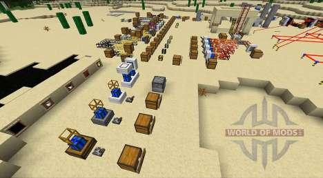 BuildCraft для Minecraft