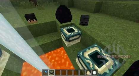 Портал края теперь крафтится для Minecraft