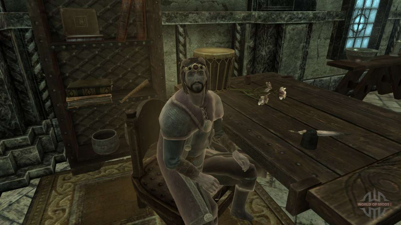 Верховный король Торуг для Skyrim