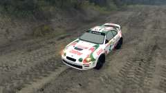 Toyota Celica GT Four ST205 Rally для Spin Tires