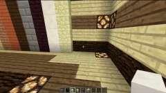 Вертикальные платформы для Minecraft