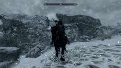 Ускорение ванильных лошадей для Skyrim