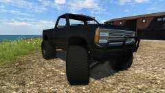 Gavril D-Series Monster для BeamNG Drive