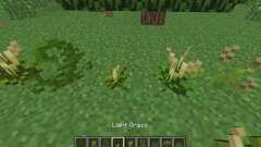 Новая растительность для Minecraft