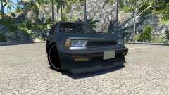 Ibishu Covet Rally ED для BeamNG Drive