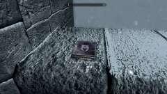 Секрет некроманта для Skyrim