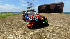 BMW M3 GT для BeamNG Drive