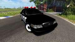 Ford Crown Victoria Police Interceptor для BeamNG Drive
