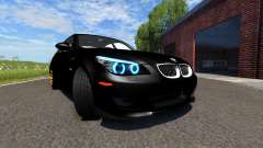 BMW M5 v1.2 для BeamNG Drive