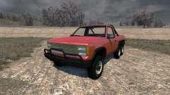 Gavril D-Series 6x6 для BeamNG Drive
