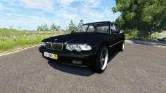 BMW 740i E38 для BeamNG Drive