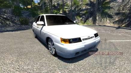 ВАЗ-2110 Bogdan 110 для BeamNG Drive