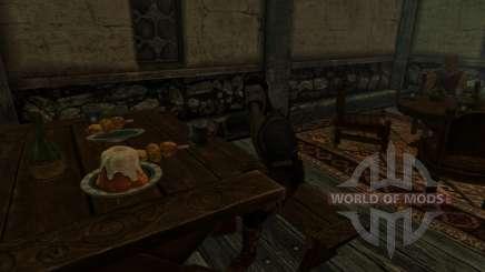 Богатый торговец для Skyrim