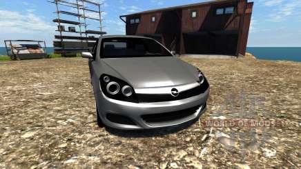 Opel Astra для BeamNG Drive