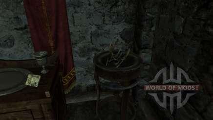 Зубчатая корона для Skyrim