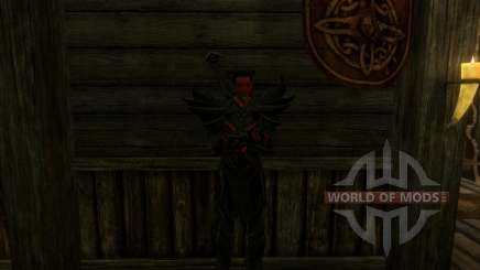 Спутник дремора для Skyrim
