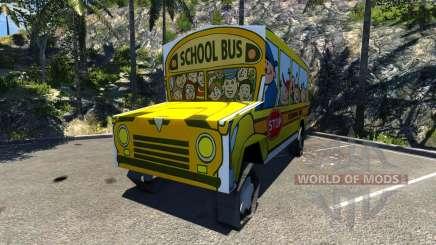 Busfag 2013 для BeamNG Drive