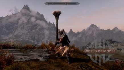 Дубина великана для Skyrim