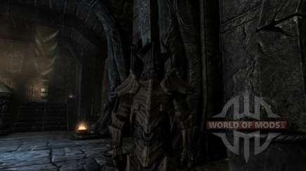 Ангрор Драконоборец для Skyrim