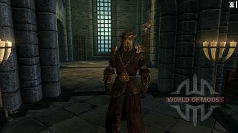 Вызов Мирака для Skyrim