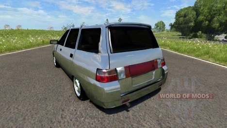 ВАЗ-2111 для BeamNG Drive