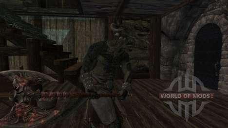 Гаран-Джи для Skyrim
