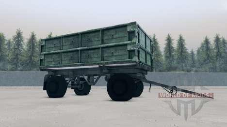 Трелёвочный трактор LKT 81 Turbo (Скиддер) для Spin Tires