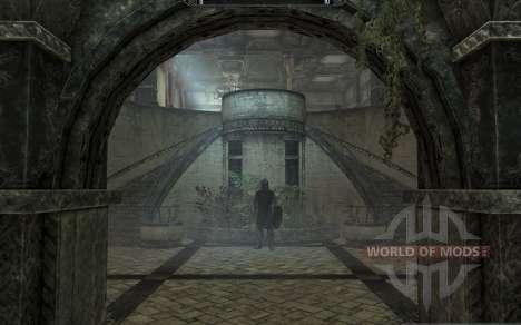 Компаньонка Эрения Цезония для Skyrim пятый скриншот