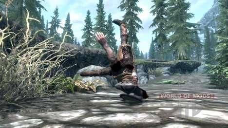 Булава броска для Skyrim третий скриншот