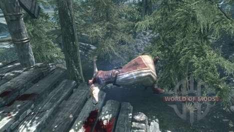 Булава броска для Skyrim четвертый скриншот