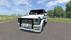 Mercedes-Benz G65 для BeamNG Drive