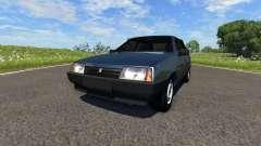 ВАЗ-2109 для BeamNG Drive