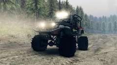 Jeep Wrangler SID для Spin Tires