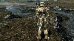 Броня и оружие из мода Gift Of Kynareth