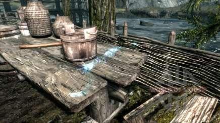 Лук оживления для Skyrim