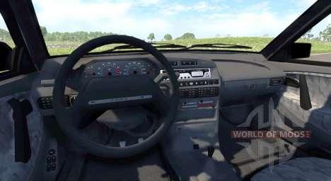 ВАЗ-2115 Полиция для BeamNG Drive