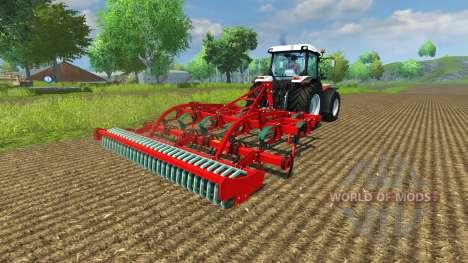 Kverneland CLC Pro для Farming Simulator 2013