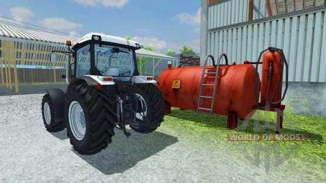 Fuel Adjust для Farming Simulator 2013