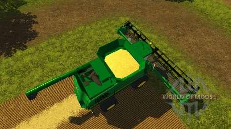 John Deere 9750 для Farming Simulator 2013