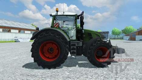 Fendt 828 Vario2 для Farming Simulator 2013