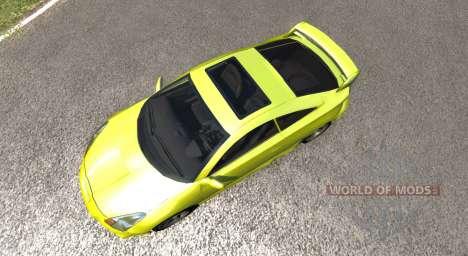 Toyota Celica TRD для BeamNG Drive