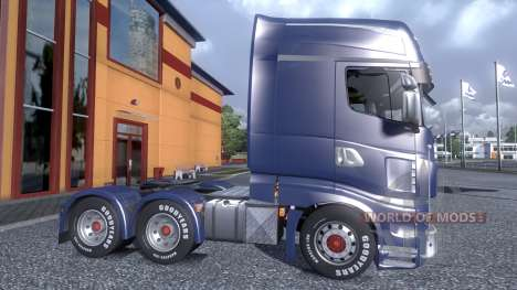 Scania R730 Evo Topline для Euro Truck Simulator 2